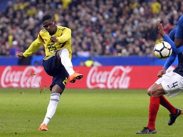 Lerma con Colombia en el Mundial de Rusia. (Foto: Getty)