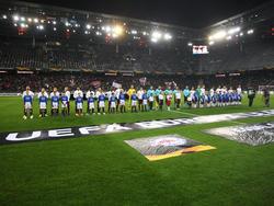 Salzburg vs. Rosenborg