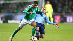 Claudio Pizarro erzielte den zwischenzeitlichen Treffer zum 1:3