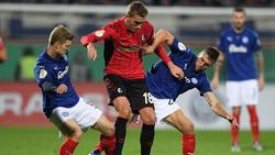 Fällt gegen den FC Bayern aus: Nils Petersen