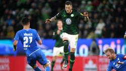 Daniel Ginczek traf gegen die TSG Hoffenheim