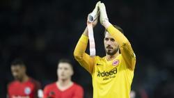 Trapp zufrieden mit Eintracht Frankfurts Hinrunde