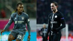 Tauschen Renato Sanches und Adrien Rabiot den Verein?