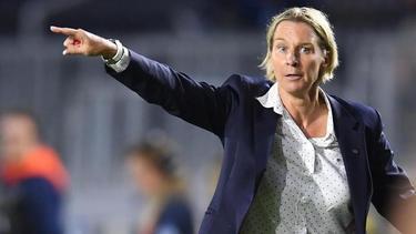 Das Team von Martina Voss-Tecklenburg testet gegen Chile