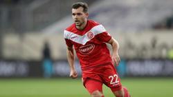 Fortuna Düsseldorf wieder mit Kevin Stöger