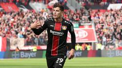 Der Leverkusener Kai Havertz gilt als eines der größten Talente im deutschen Fußball