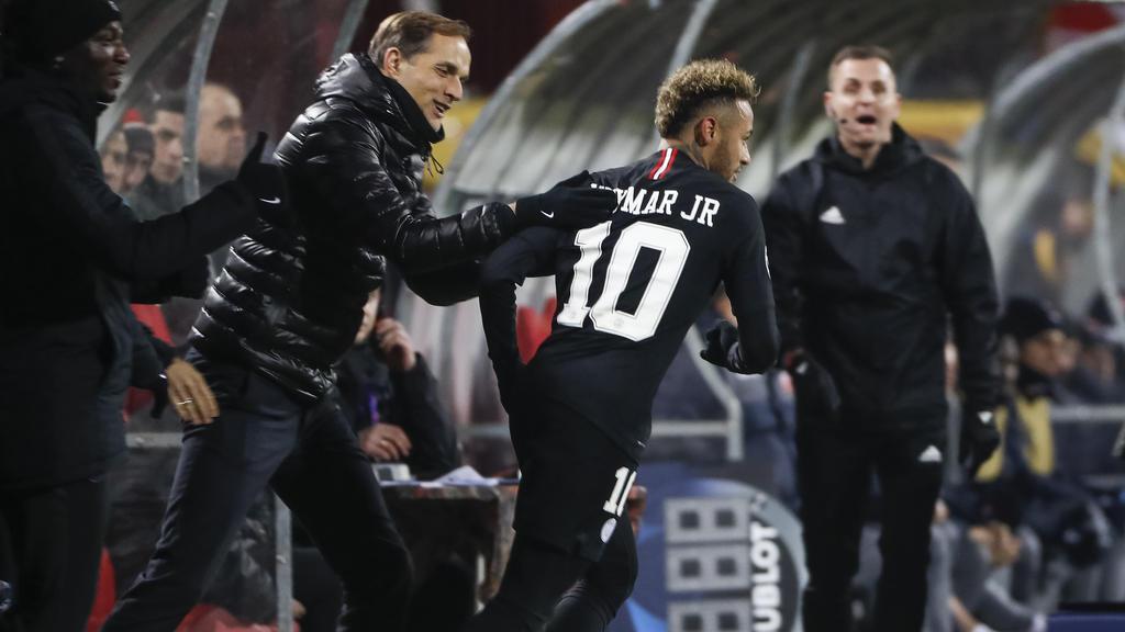 Thomas Tuchel wird Neymar nicht zum PSG-Kapitän befördern