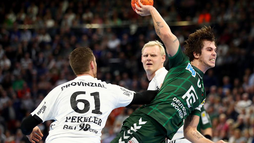 Die Füchse Berlin und der THW Kiel treffen im Finale des EHF-Cups aufeinander