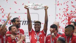 Coman ganó esta temporada la Bundesliga y la DFB-Pokal en Alemania. (Foto: Getty)