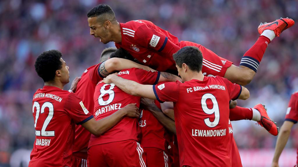 FC Bayern hängt BVB und Co. ab: So beliebt sind die Klubs bei den TV-Zuschauern
