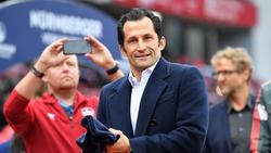 Bayern-Sportdirektor Hasan Salihamidzic soll ein Auge auf Mathis Rayan Cherki geworfen haben