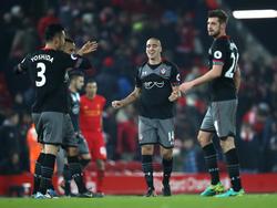 El Southampton jugará la final de la Copa de la Liga en Wembley. (Foto: Getty)
