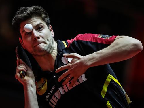 Dimitrij Ovtcharov weiß um seine Außenseiterrolle gegen chinesische Spieler