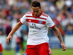 Bjarne Thoelke wechselte vom Karlsruher SC zum HSV