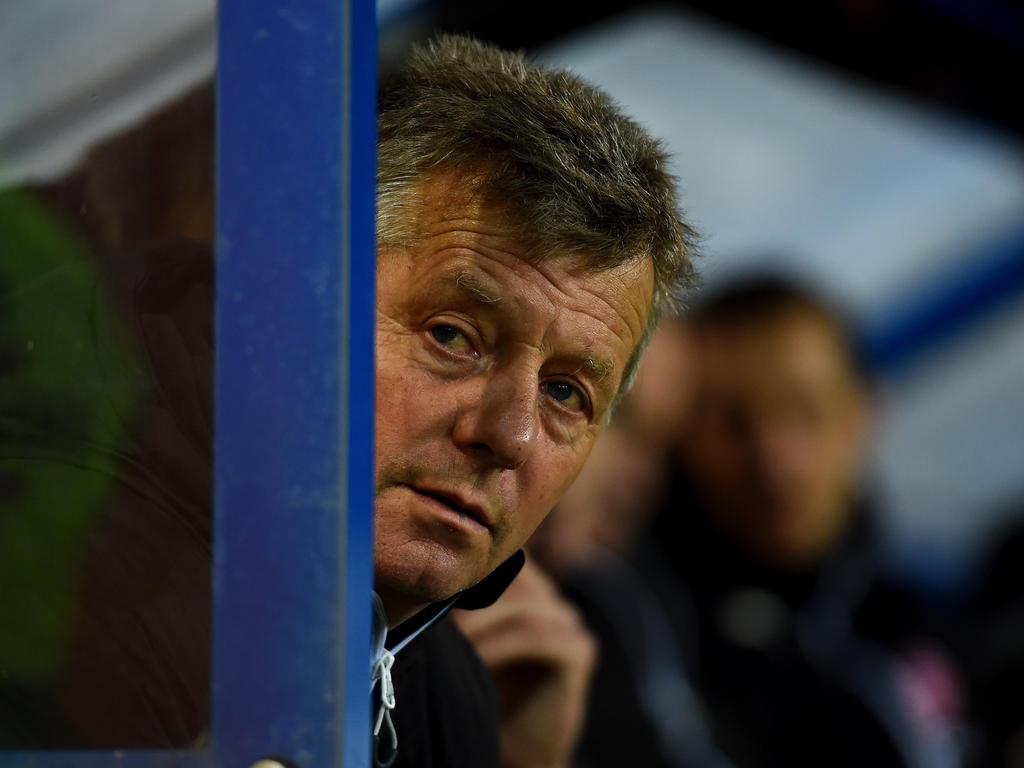 Peter Hermann hat das Trainer-Team in München verstärkt