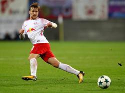 Emil Forsberg wird RB Leipzig im letzten Gruppenspiel der Champions League fehlen