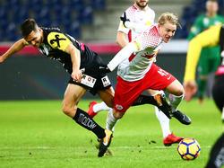 Xaver Schlager von RB Salzburg