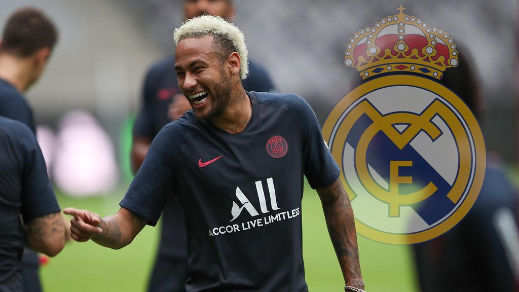 Wird Neymar ein Königlicher?
