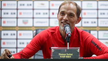 Thomas Tuchel plant schon ohne Neymar