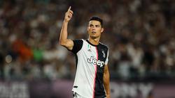Cristiano Ronaldo wurde im Testspiel nicht eingesetzt
