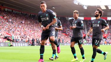 El Liverpool supo imponerse a domicilio.