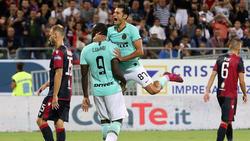 Romelu Lukaku wurde in Cagliari rassistisch beleidigt