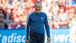 Christian Streich trainiert die Profis des SC Freiburg seit acht Jahren