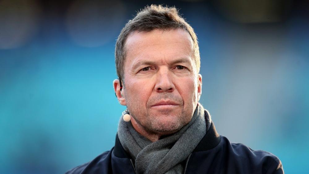 Stärkt Manuel Neuer den Rücken: Lothar Matthäus