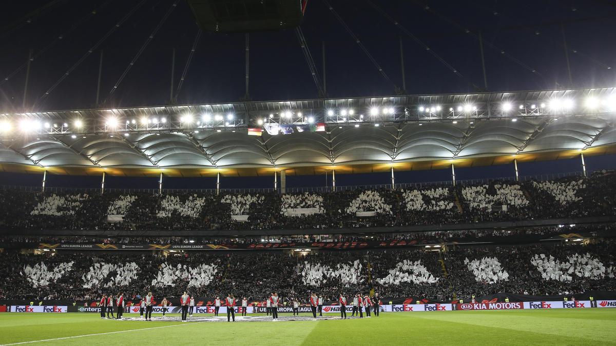 Passen künftig mehr Zuschauer in die Commerzbank Arena?