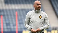 Kann mit Belgien das EM-Ticket lösen: Coach Roberto Martinez