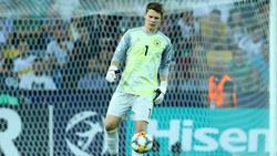 Alexander Nübel absolvierte 17 Länderspiele für die deutsche U21