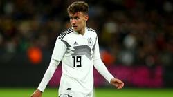 Luca Waldschmidt soll das Interesse des FC Bayern geweckt haben