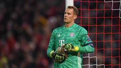 Manuel Neuer reist mit dem FC Bayern nach London