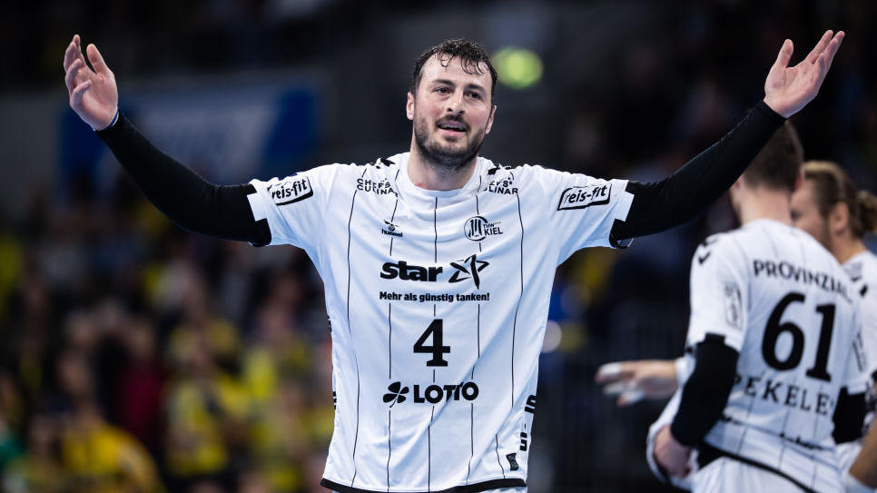 Domagoj Duvnjak fehlt THW Kiel vorerst