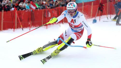 Daniel Yule triumphierte in Kitzbühel
