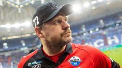 Beschäftigt sich nicht mit den Turbulenzen bei Hertha BSC: Paderborn-Coach Steffen Baumgart