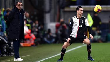 Cristiano Ronaldo bewahrte Juventus Turin vor der zweiten Niederlage in Folge