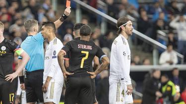 Sergio Ramos hat einen neuen CL-Rekord aufgestellt