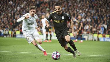 Warnt vor der zweiten Begegnung mit Real Madrid: Ilkay Gündogan