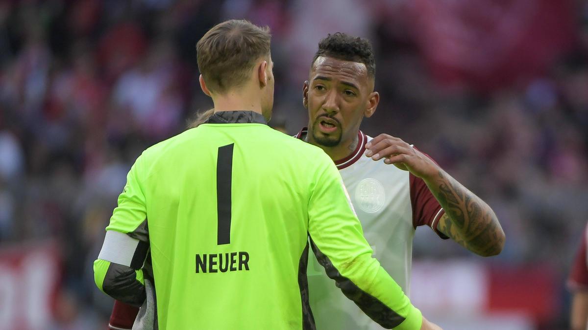 Wie geht es mit Manuel Neuer und Jérôme Boateng beim FC Bayern weiter?