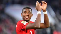 Hat seinen Vertrag noch nicht verlängert: David Alaba