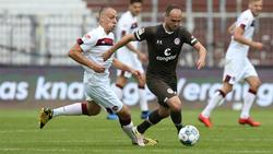 St. Pauli behielt knapp die Oberhand gegen Nürnberg