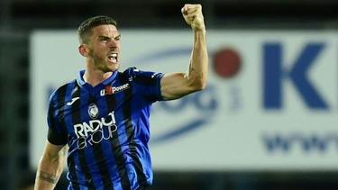 Robin Gosens erzielte den Anschlusstreffer gegen Lazio