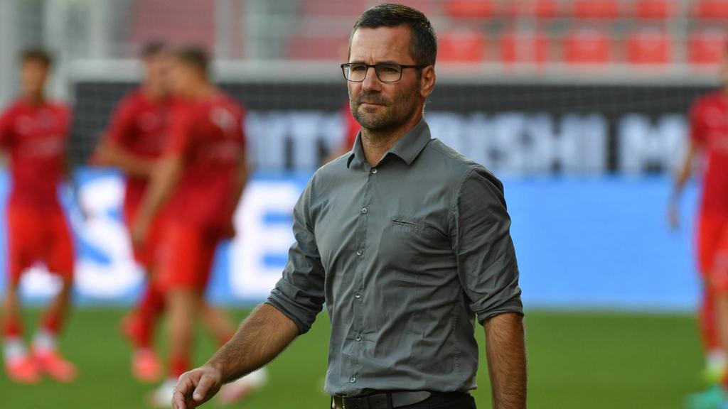 Will wieder das Nachwuchszentrum beim 1. FC Nürnberg leiten: Trainer Michael Wiesinger