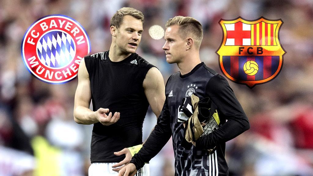 FC Bayern vs. Barca - wer hat die Nase vorn?