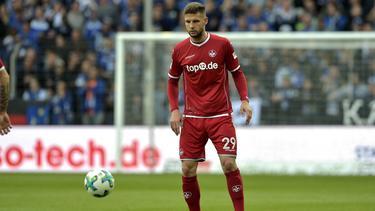 Stipe Vucur spielte einst für den 1. FC Kaiserslautern