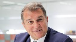 Joan Laporta war schon von 2003 bis 2010 Barca-Präsident