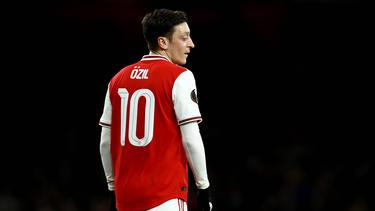 Mesut Özil verlässt die englische Premier League