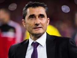 Valverde es el máximo candidato para sustituir a Luis Enrique en el Barcelona. (Foto: Getty)