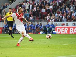 Risse trifft gegen Schalke
